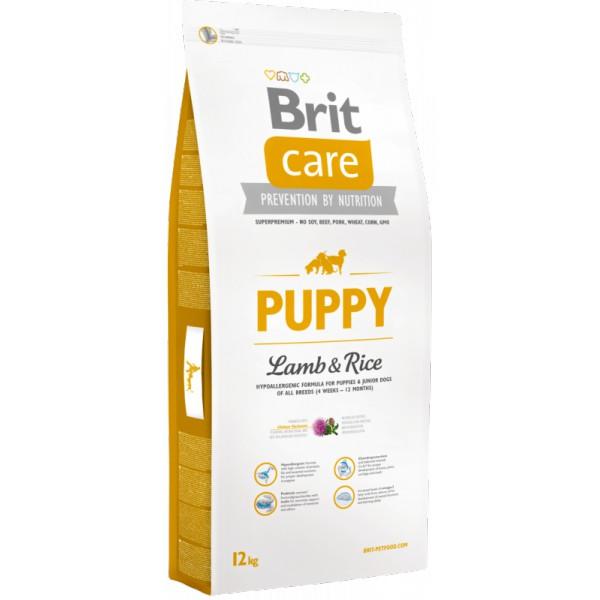 brit-care-dog-puppy-lamb-rice-12kg