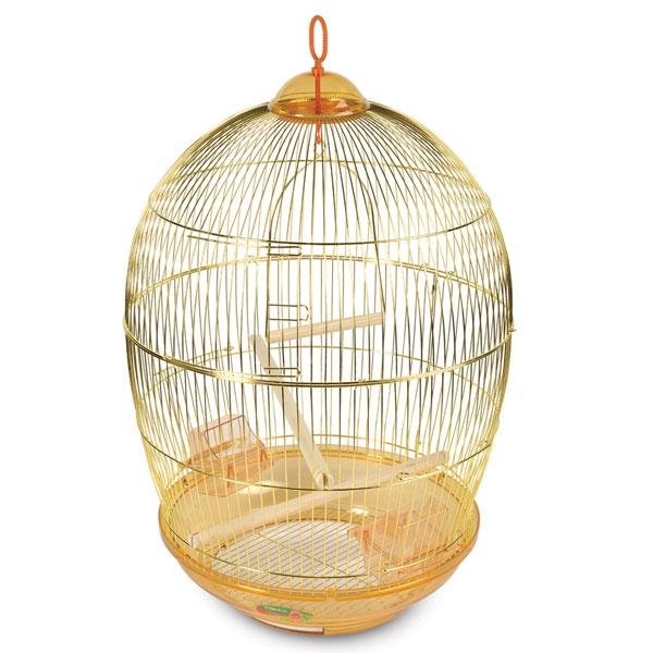 клетка для птиц триол 480