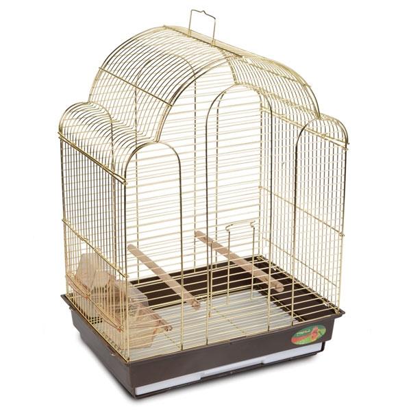 клетка для птиц триол 9100
