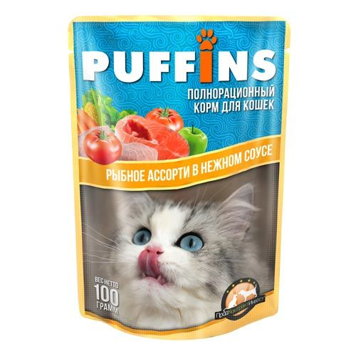 puffins-vlazhnyj-korm-dlya-koshek-rybnoe-assorti-v-zhele-100-g